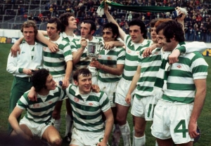 Who is missing from this 1977 cup final picture?