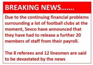 Sevco release more staff