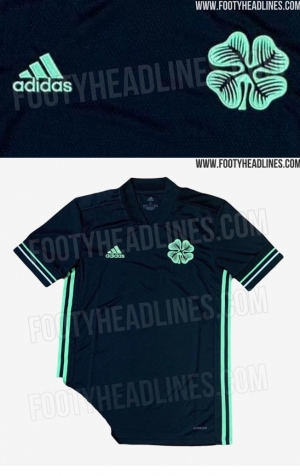 Celtic 3rd kit apparently 👍
